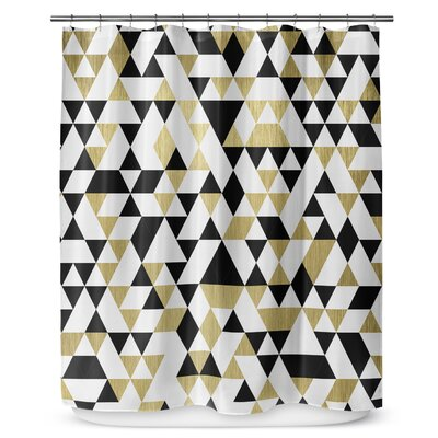 90 Shower Curtain