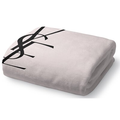 Bomera Fleece Throw Blanket Size: 90 W x 90 L