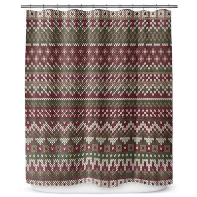 Mollien 90 Shower Curtain