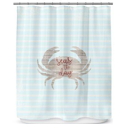 Barbra 72 Shower Curtain
