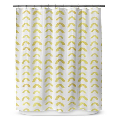 Crush 90 Shower Curtain