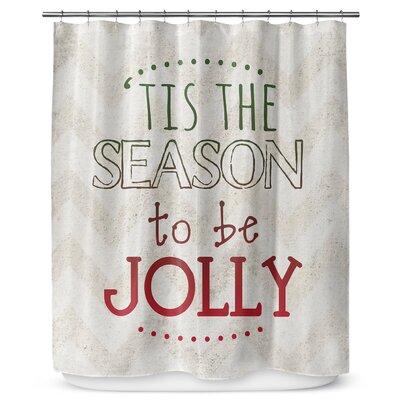 Tis the Season 90 Shower Curtain