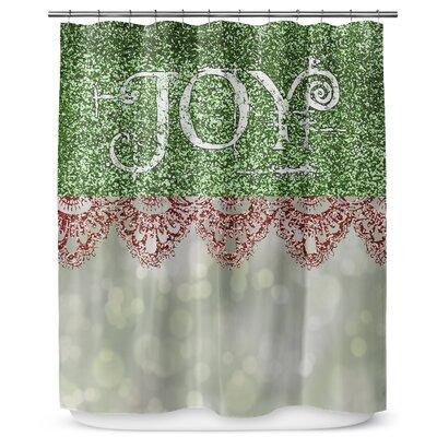 Joy 90 Shower Curtain