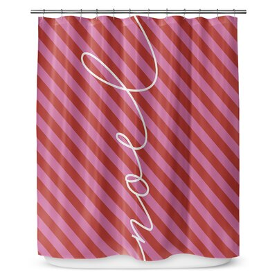 Noel 90 Shower Curtain