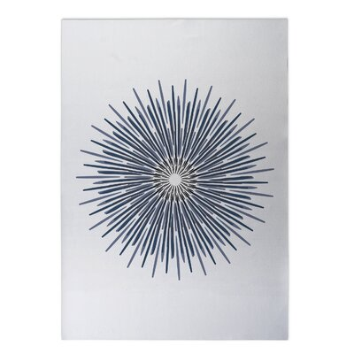 Polar Sun Doormat Mat Size: Rectangle 5 x 7