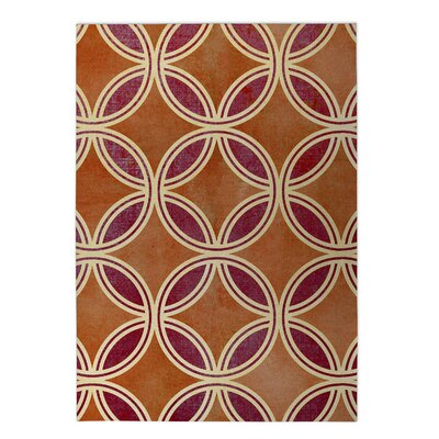 Palm Scope Indoor/Outdoor Doormat Rug Size: 2 x 3