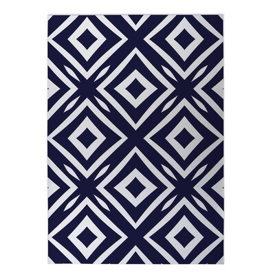 Square Peg Indoor/Outdoor Doormat Rug Size: 4 x 5