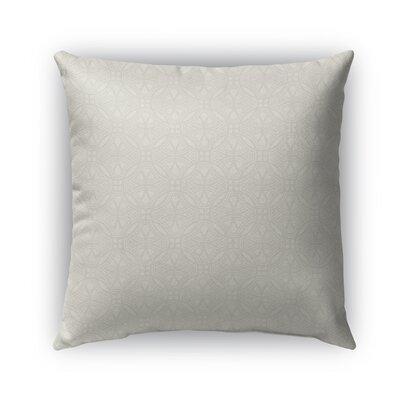 Scafati Burlap Indoor/Outdoor Throw Pillow Size: 26 H x 26 W x 5 D