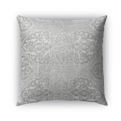 Salamanca Burlap Indoor/Outdoor Throw Pillow Size: 20 H x 20 W x 5 D
