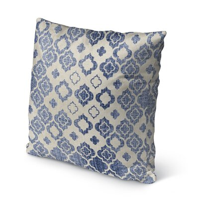 Cagliari Indoor/Outdoor Throw Pillow Size: 18 H x 18 W x 5 D