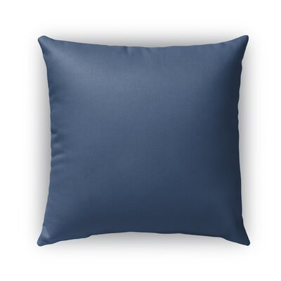 colorfulab Burlap Indoor/Outdoor Pillow Size: 16 H x 16 W x 5 D