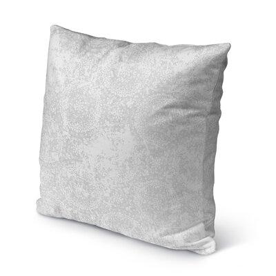 Salerno Burlap Indoor/Outdoor Throw Pillow Size: 18 H x 18 W x 5 D