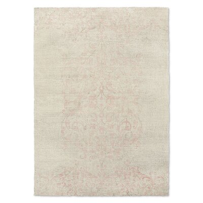 Beige Area Rug Rug Size: Rectangle 3 x 5