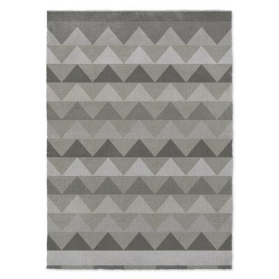 Gavin Gray Area Rug Rug Size: Rectangle 5 x 7
