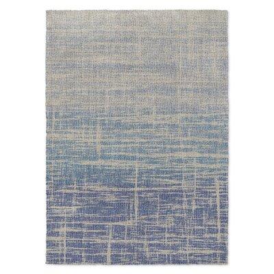 Salisbury Blue/Beige Area Rug Rug Size: 8 x 10