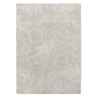 Olympia Gray Area Rug Rug Size: 2 x 3