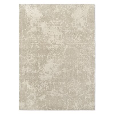 Sarnia Beige Area Rug Rug Size: Rectangle 5 x 7
