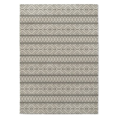 Rogers Gray Area Rug Rug Size: 8 x 10