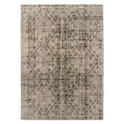 Neutral Area Rug Rug Size: 2 x 3