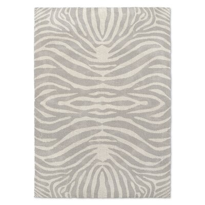 Nerbone Brown/Beige Area Rug Rug Size: Rectangle 5 x 7