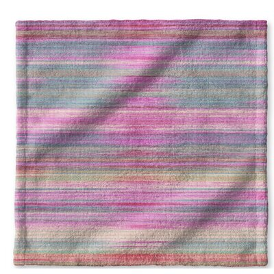 Abstract Sunset Wash Cloth