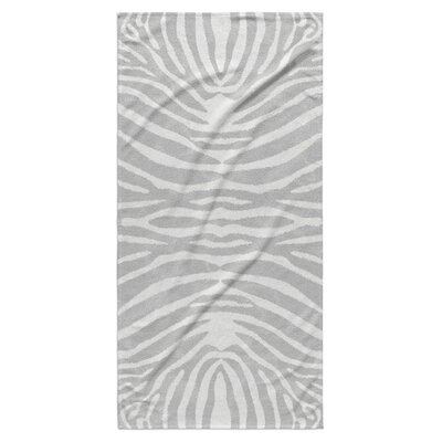 Nerbone Beach Towel Color: Brown