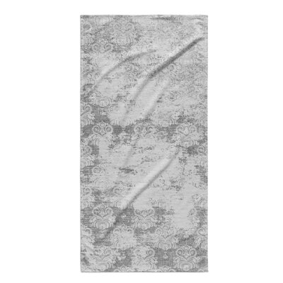 Victoire Beach Towel Color: Gray
