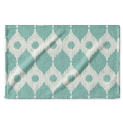 Forrest Rain Hand Towel Color: Forrest Green