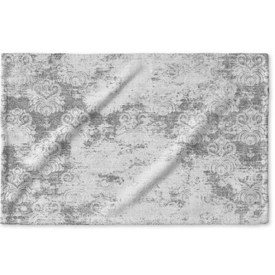 Victoire Hand Towel Color: Gray