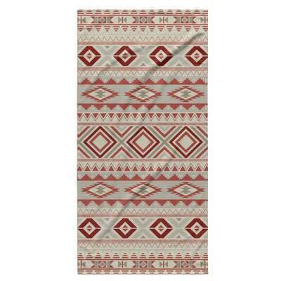 Cabarley Beach Towel Color: Tan
