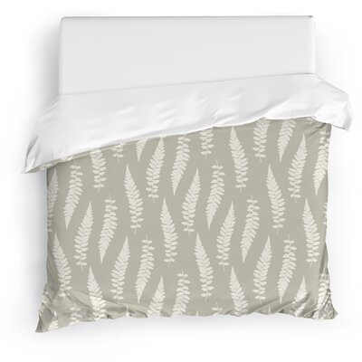 Feathers Duvet Cover Size: Full/Queen