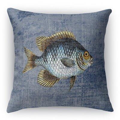 Ellenburg Burlap Throw Pillow Size: 18 H x 18 W x 5 D