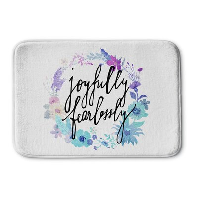 Fearlessly Bath Mat BMA-SUMS-24X17-CAT4647
