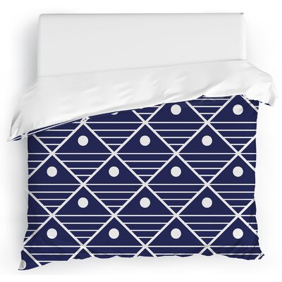 Moon Lake Duvet Cover Size: Twin