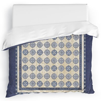 Palencia Duvet Cover Size: Full/Queen