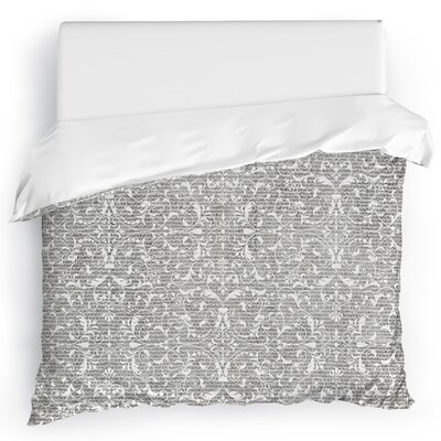 Pamplona Duvet Cover Size: Twin