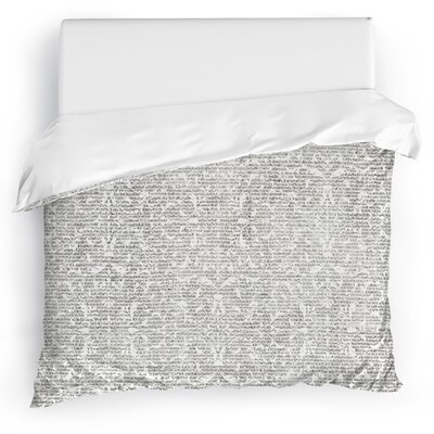 Huelva Duvet Cover Size: King