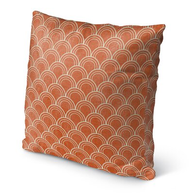 Modena Burlap Indoor/Outdoor Pillow Size: 16 H x 16 W x 5 D