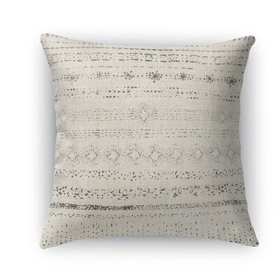 Novara Throw Pillow Size: 24 H x 24 W X 5 D