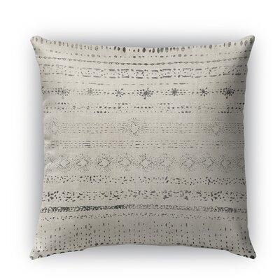 Novara Indoor/Outdoor Throw Pillow Size: 18 H x 18 W x 5 D
