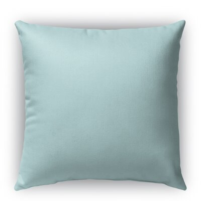 Gosnells Burlap Indoor/Outdoor Throw Pillow Size: 18 H x 18 W x 5 D