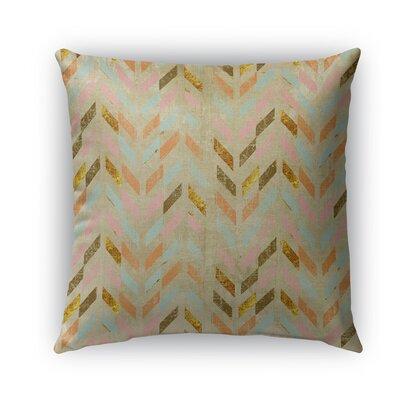 Palermo Burlap Indoor/Outdoor Throw Pillow Size: 16 H x 16 W x 5 D