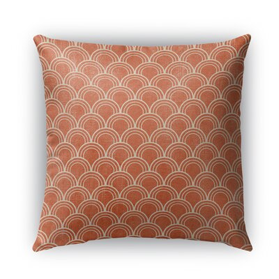 Modena Burlap Indoor/Outdoor Throw Pillow Size: 18 H x 18 W x 5 D