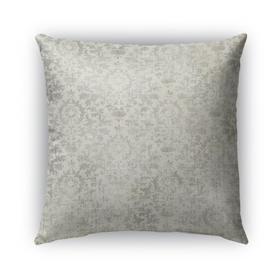 Capri Burlap Indoor/Outdoor Throw Pillow Size: 18 H x 18 W x 5 D