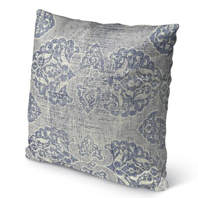 Burgos Burlap Indoor/Outdoor Pillow Size: 18 H x 18 W x 5 D