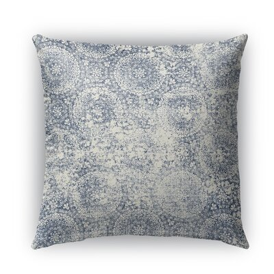 Monza Burlap Indoor/Outdoor Throw Pillow Size: 16 H x 16 W x 5 D