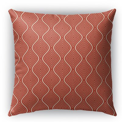 Brescia Burlap Indoor/Outdoor Throw Pillow Size: 16 H x 16 W x 5 D