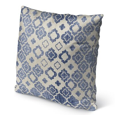 Cagliari Burlap Indoor/Outdoor Pillow Size: 18 H x 18 W x 5 D