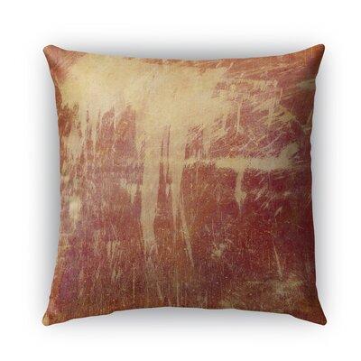 Paloma Burlap Indoor/Outdoor Throw Pillow Size: 16 H x 16 W x 5 D