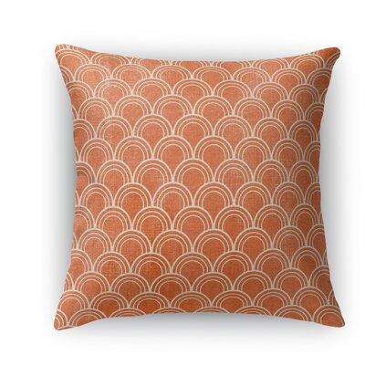 Modena Throw Pillow Size: 24 H x 24 W X 5 D